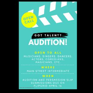 MSI Talent Show