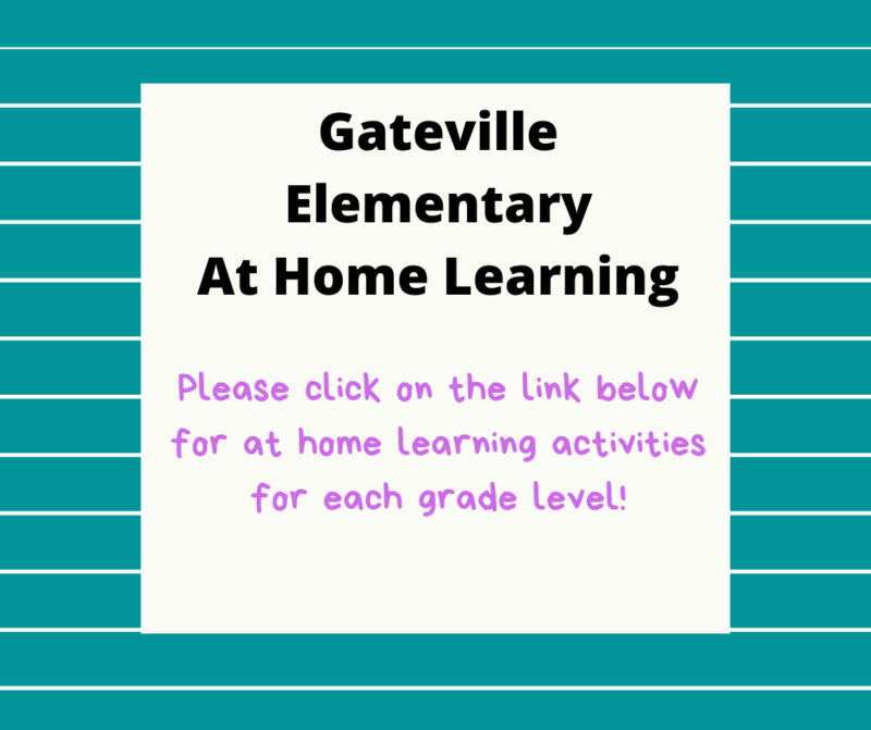 At Home Learning - Week of March 23 Featured Photo