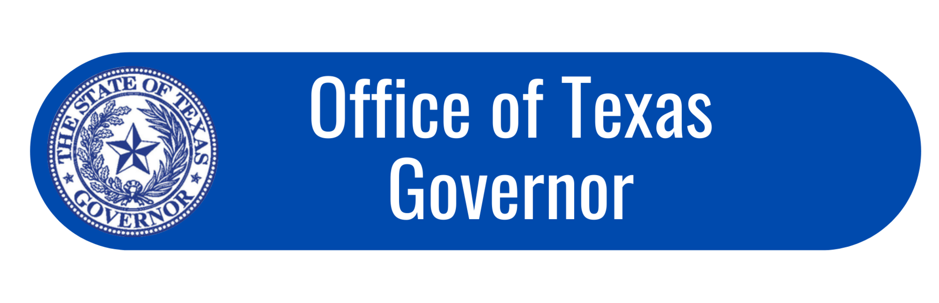 office of texas governor button