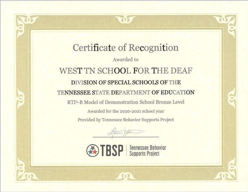 Certificate of Model of Demonstration