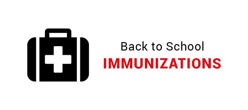 Immunizations REQUIRED for 2020-2021 Enrollment Featured Photo