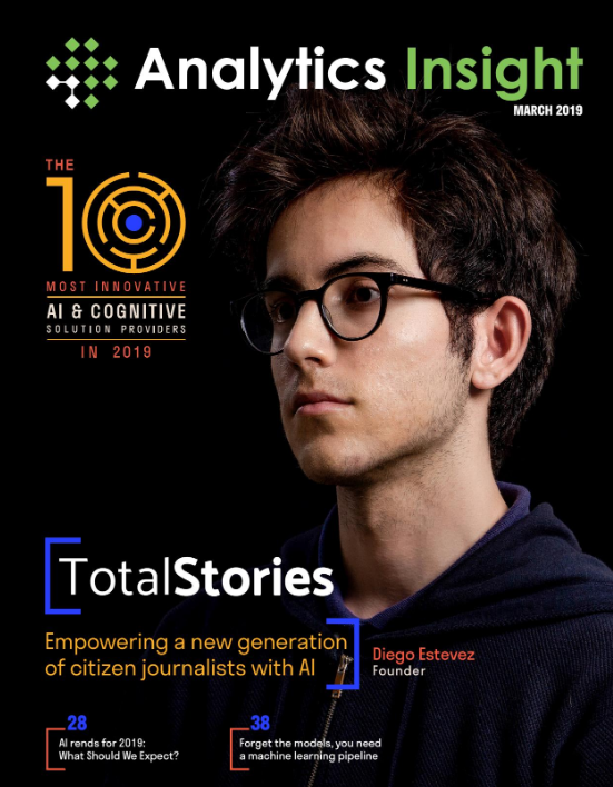 Innovation Insight: Diego Estevez Class of 2019 Featured Photo