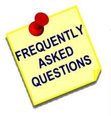 Frequently Asked questions Clip art
