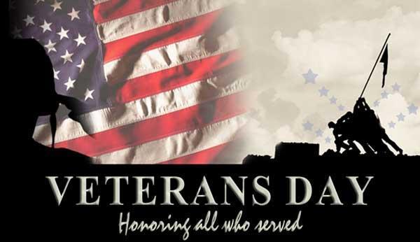 Honoring our Veterans Thumbnail Image