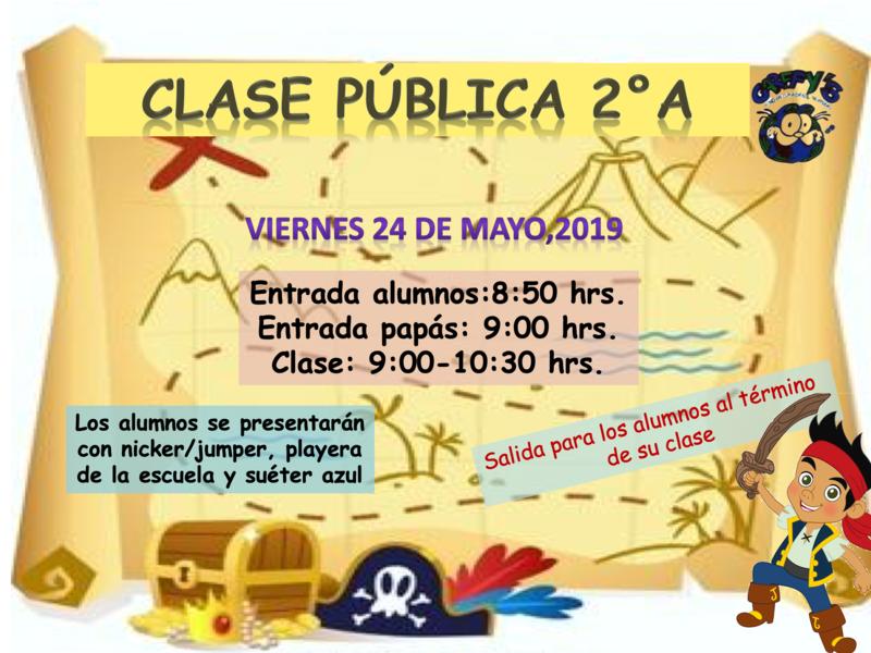 INVITACIÓN C.P. 2º DE PREESCOLAR A Featured Photo