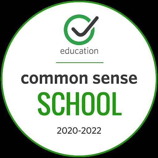 Common Sense Certified School / Escuela Escuela Certificada de Sentido Común Featured Photo