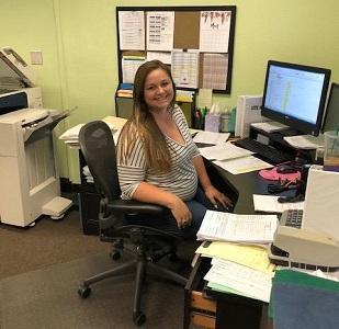 Account Clerk, Nena Hernandez