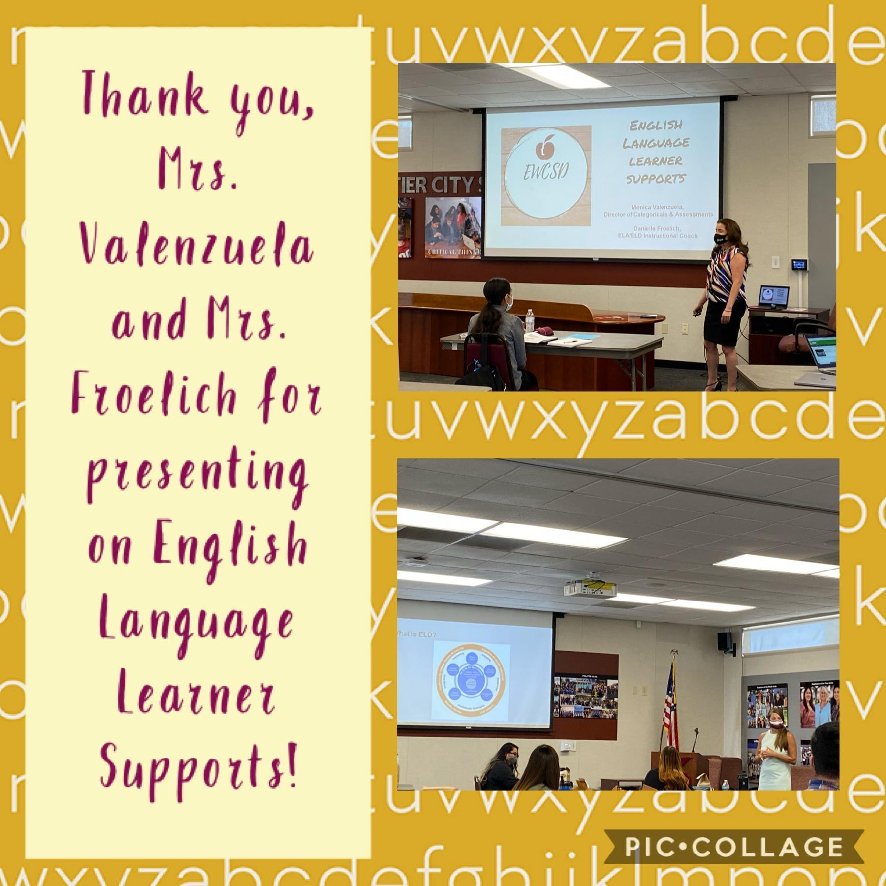 English Learner Services