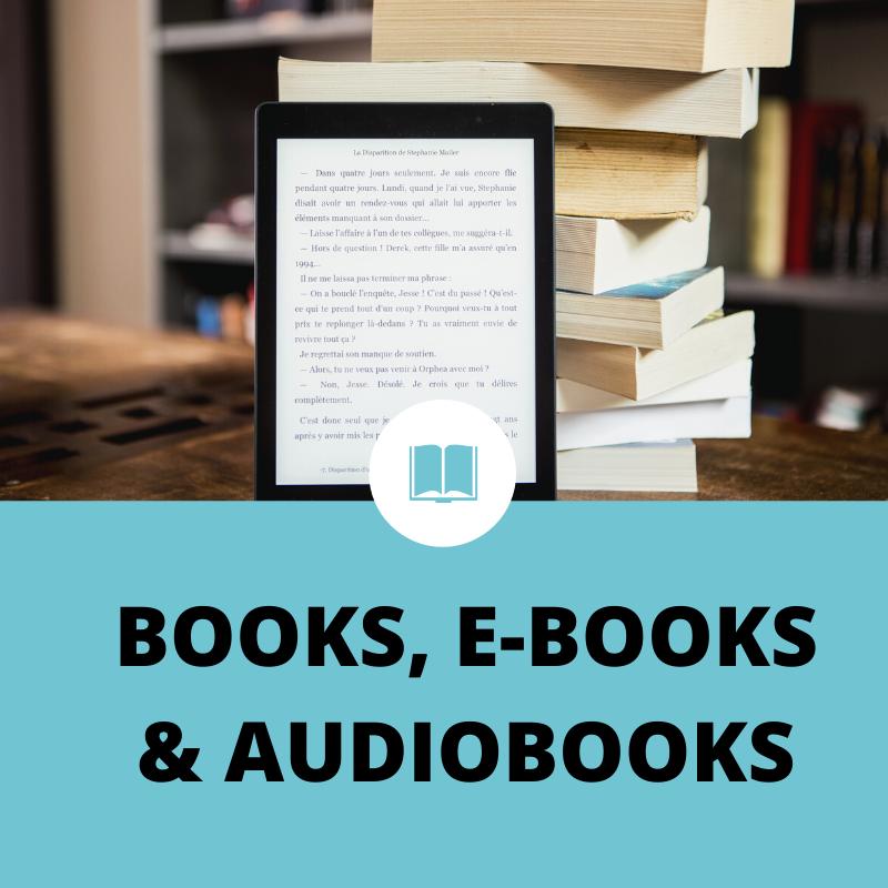 DWJH Books, E-books & More