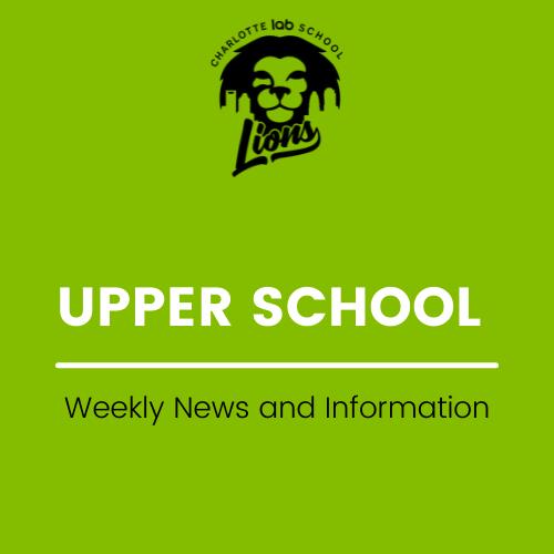 Upper School Updates Featured Photo