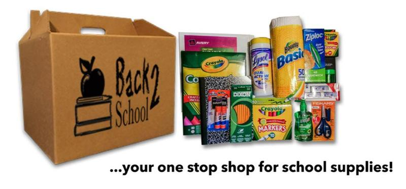 Vanguard Academy partners with Back2School Texas to provide school supply services!-- August 12th Extension! Featured Photo