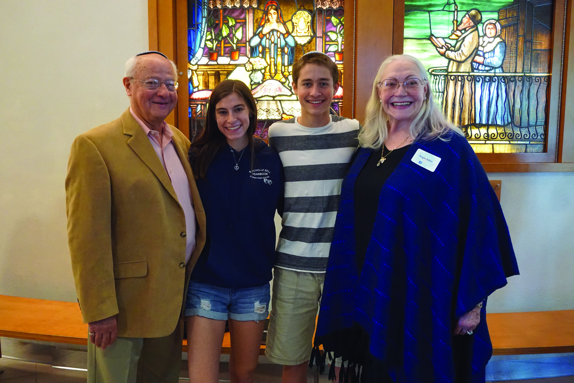 grandparent testimonial
