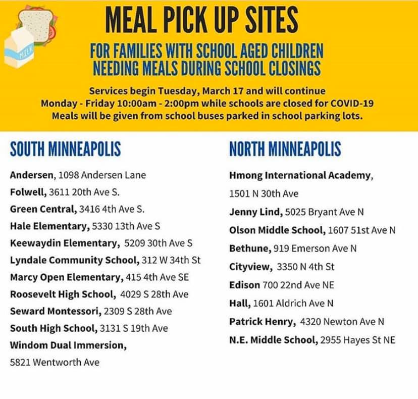 meal sites
