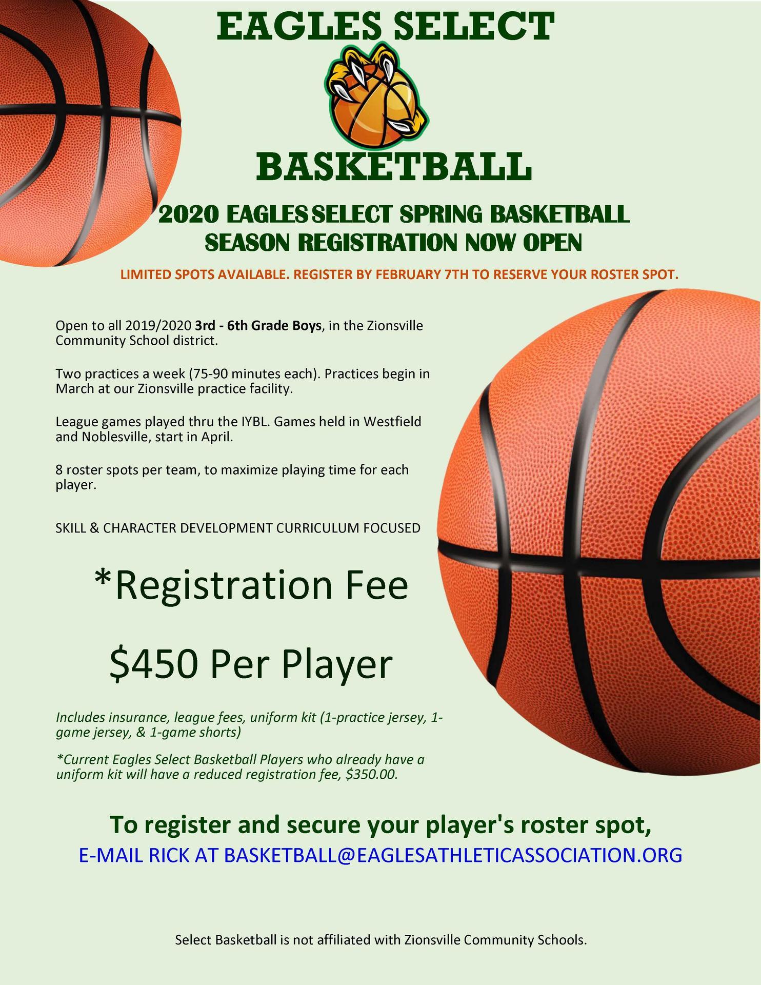 Eagle Select Basketball