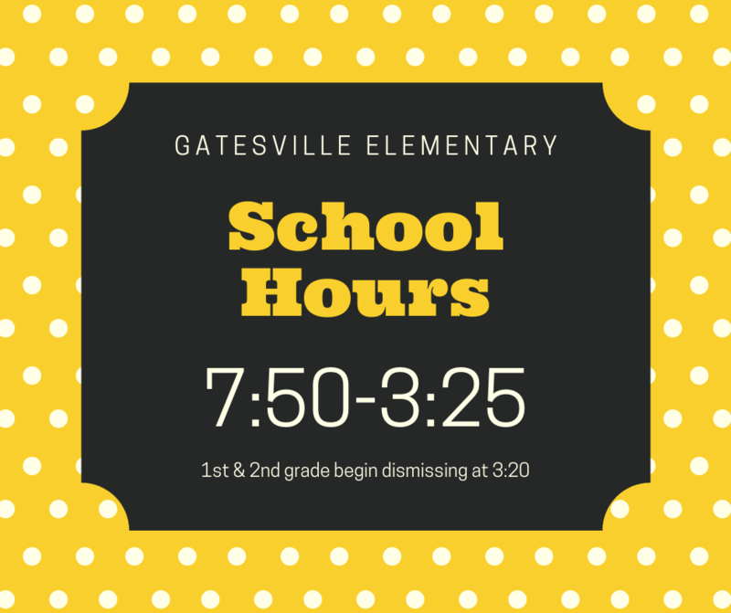 Elementary School Hours Featured Photo