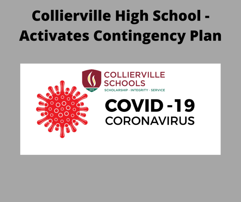 Collierville High School - Activates  Contingency Plan Featured Photo