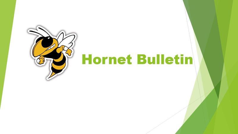 Hornet Bulletin Featured Photo