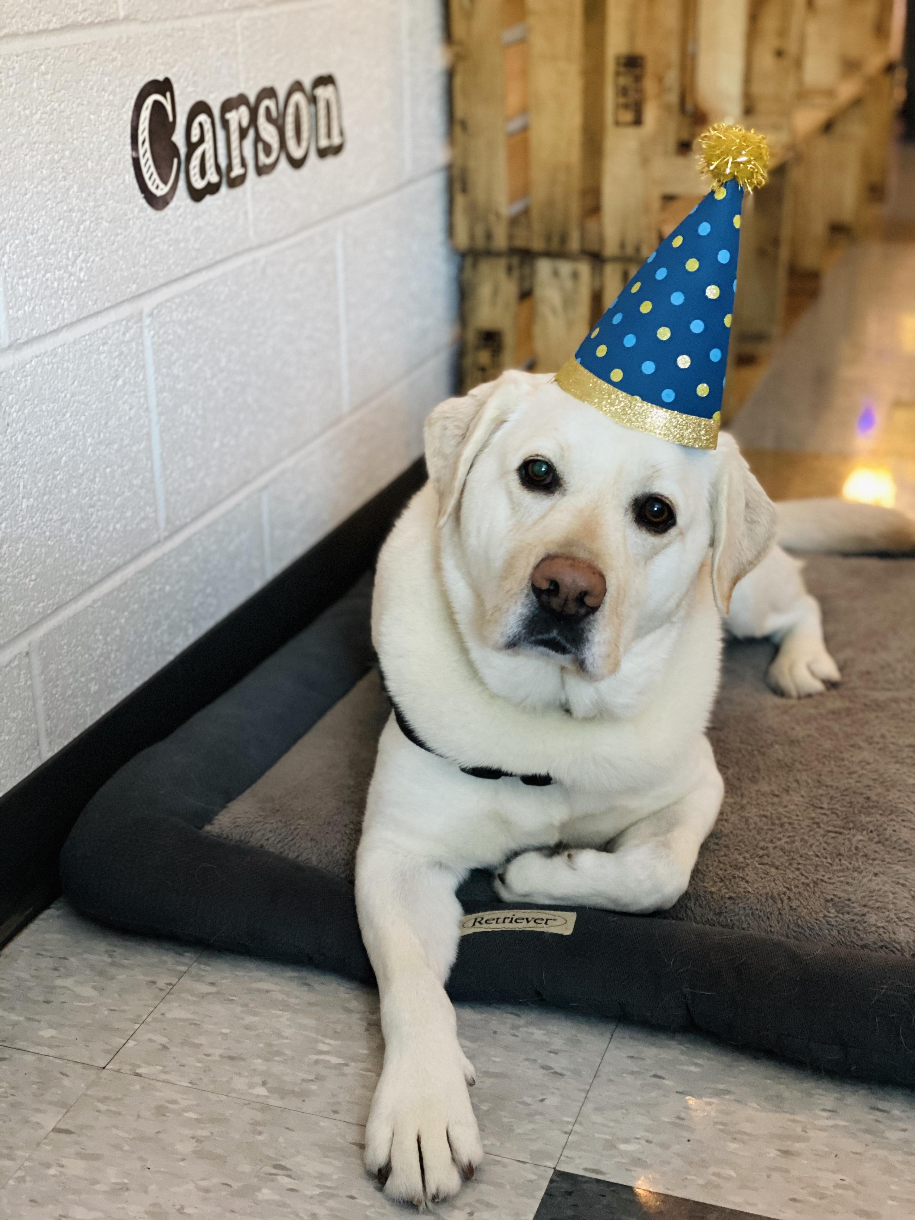 Happy Birthday Carson!