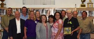 MISD School Board and Cafeteria Staff