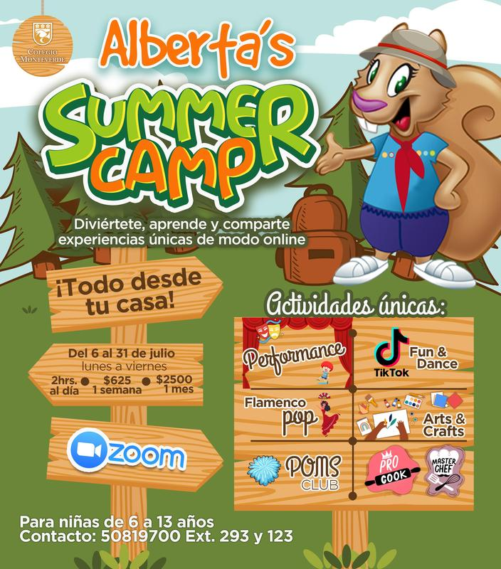ALBERTA´S SUMMER CAMP 2020 Featured Photo