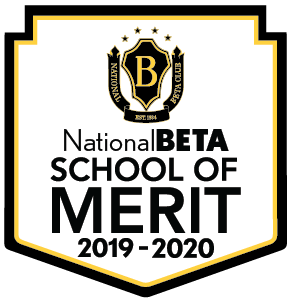 Beta Club Merit