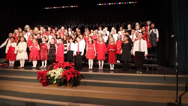Boone Meadow Voices Holiday Concert