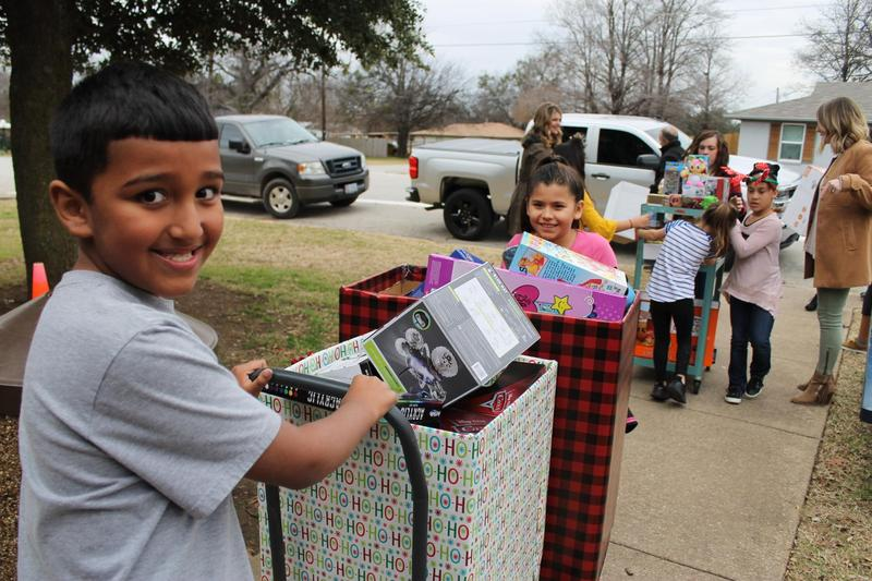 Hattie Dyer Toy Drive Brings in Over 400 Toys for Local Families Thumbnail Image