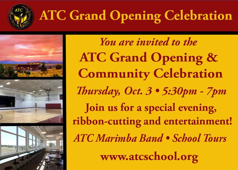 ATC GRAND OPENING Featured Photo