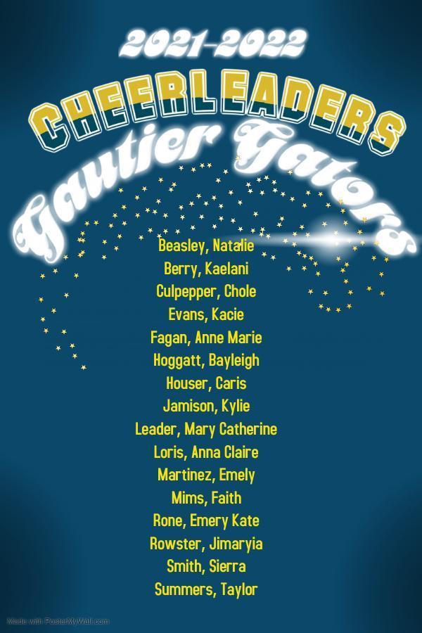 cheer list