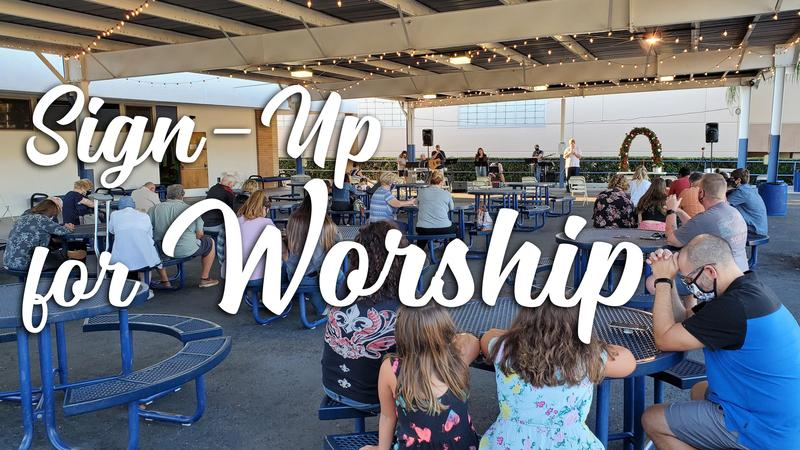 Sign Up to Attend Worship Nov. 28-29 Featured Photo