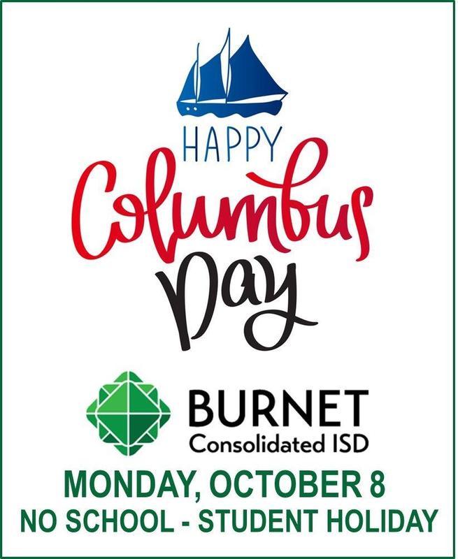 October 8, Columbus Day- No School Thumbnail Image