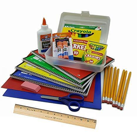 School Supplies Featured Photo