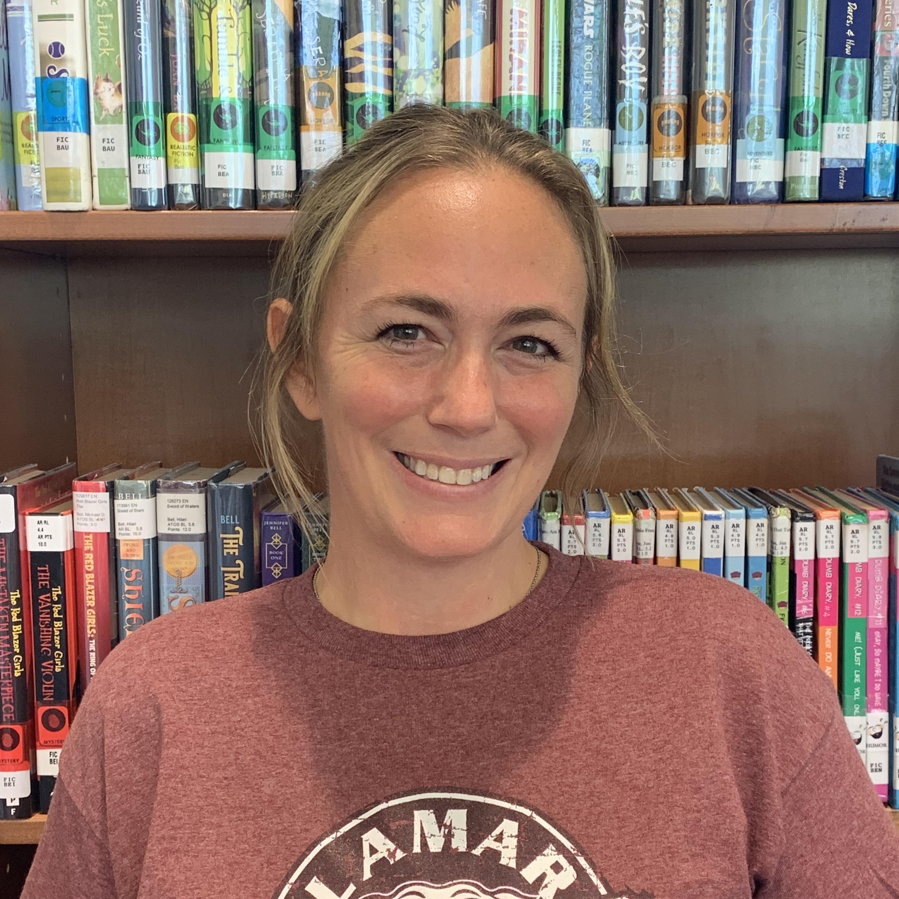 Christina Baxter's Profile Photo
