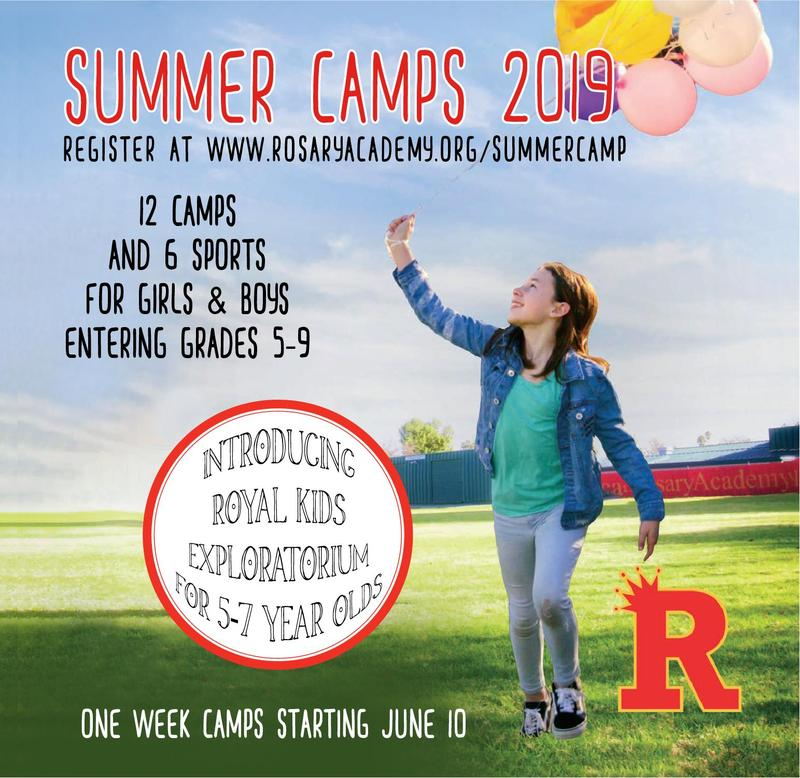 Sign up for Summer Camps! Featured Photo