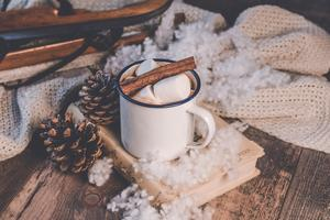 Image of hot chocolate