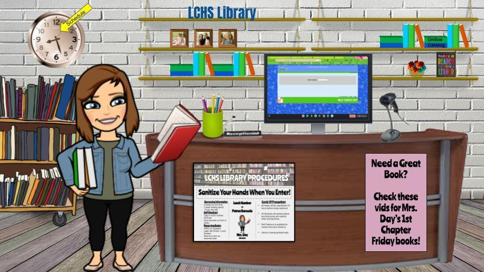 Virtual Library Orientation