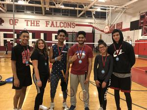 Rayhan Miah and Sadik Siraji won first place in the tournament!