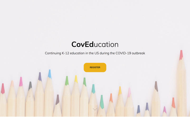 Continuing K-12 education in the US during the COVID-19 outbreak.