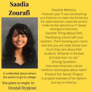 Saadia Zourafi
