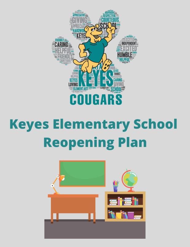 KES Reopening Plan Image