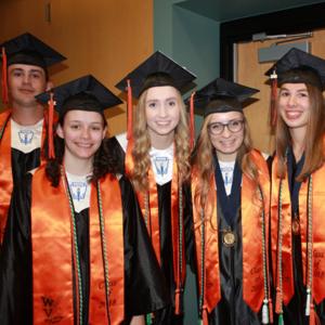 WVHS graduates