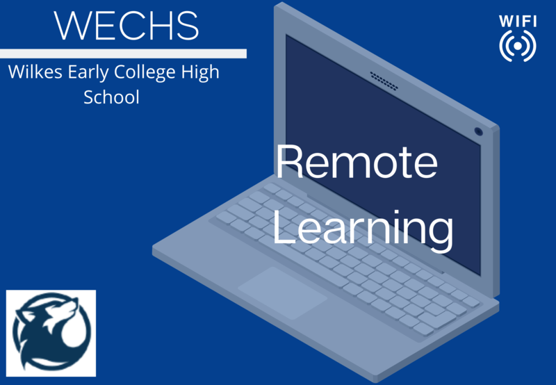 WECHS remote learning
