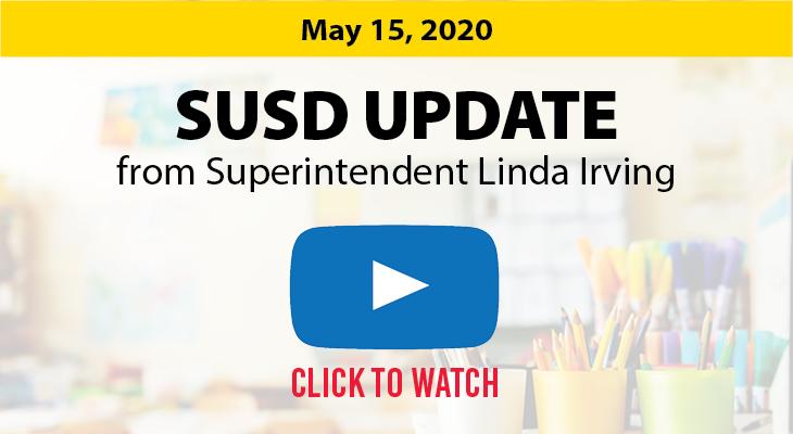 SUSD Update 5-15-20