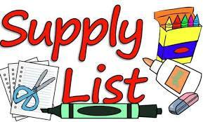 Lake Elementary Supply List 2020-2021 Featured Photo