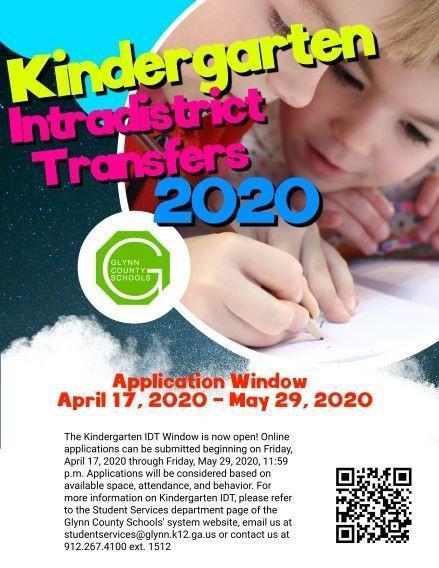 Kindergarten IDT 20-21 Graphic