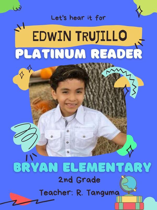 Platinum Reader! Featured Photo