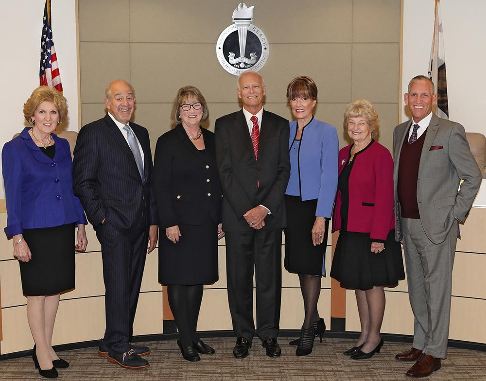 HBUHSD Board of Trustees