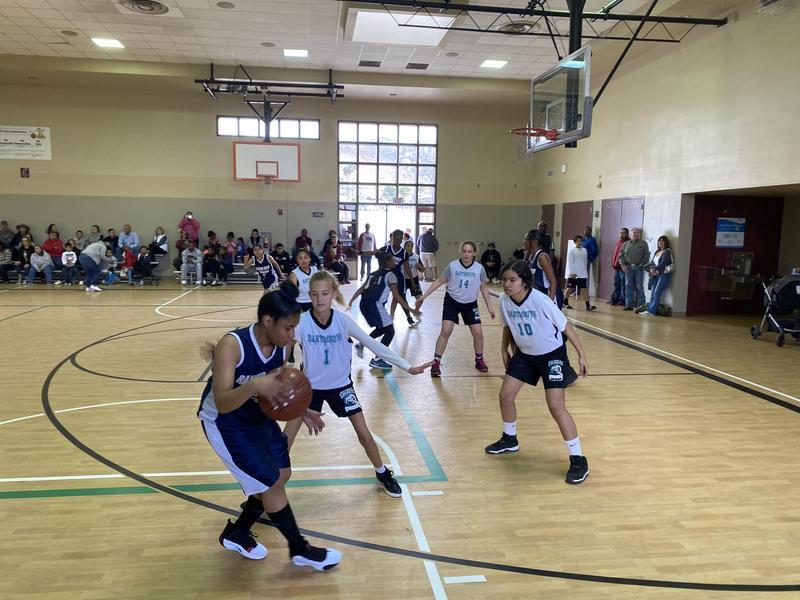 Middle School Sports Winter JV Tournament