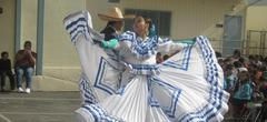 Folklorico dancers visit Willard to celebrate Cinco De Mayo!