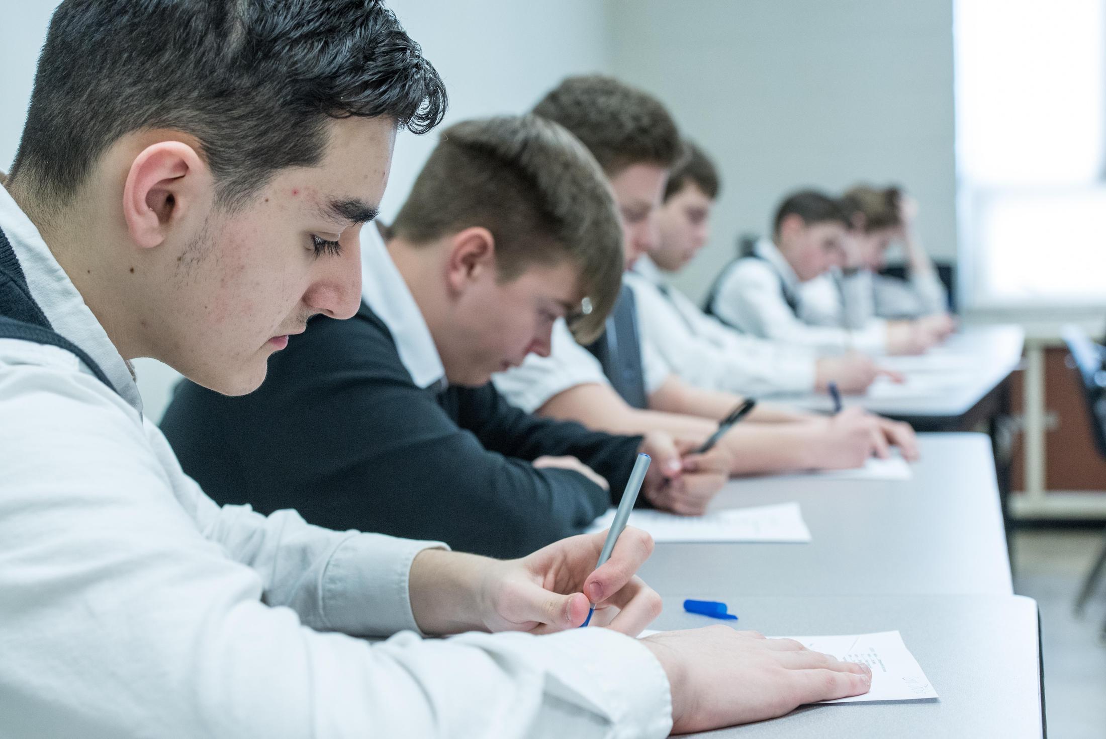 High School Placement Test & Workshop - Miscellaneous